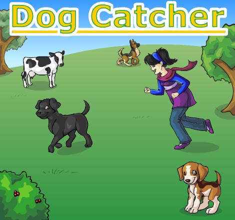 dog catcher game